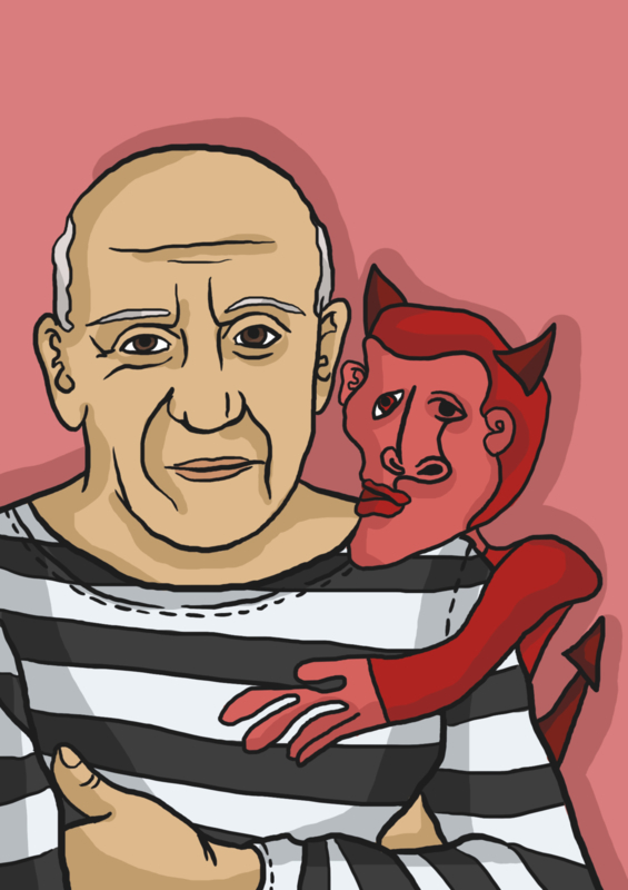 Print: Picasso