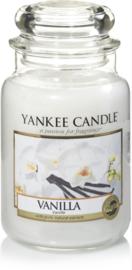 YC Vanilla Large Jar