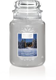 YC Candlelit Cabin Large Jar