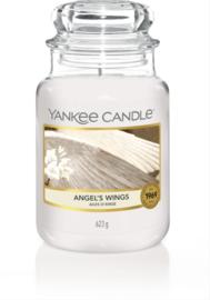YC Angel's Wings Large Jar