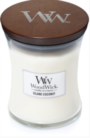 WW Island Coconut Medium Candle