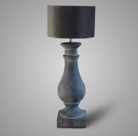 LAMP TABLE TALL DE LUXE MAJESTIC VINTAGE L D.16 H.45 (BRSE26)