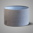 LAMPSHADE CYLINDER STONE D. 20 H.14