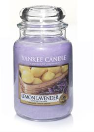 YC Lemon Lavender Large Jar