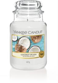 YC Coconut Splash Large Jar