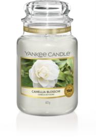 YC Camellia Blossom Large Jar