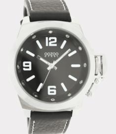 OS136    black/black (g) swarovsky ∅45