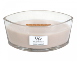 WW Vanilla & Sea Salt Ellipse Candle