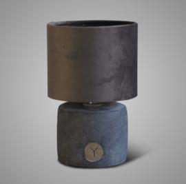 LAMP ROUND IND. VINTAGE D.12 H.20
