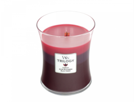 WW Trilogy Sun Ripened Berries Medium Candle