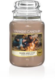 YC Warm & Cosy Large Jar