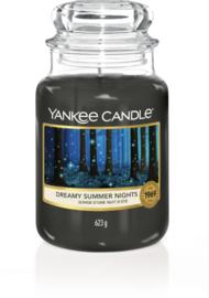 YC Dreamy Summer Nights Large Jar
