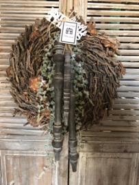 Brocante Toefhanger H 25 cm