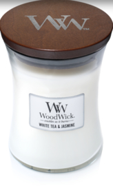 WW White Tea & Jasmine Medium Candle