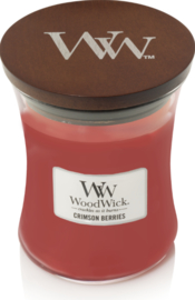 WW Crimson Berries Medium Candle