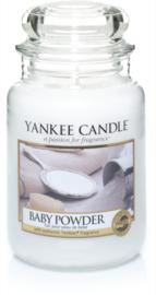 YC Baby Powder Large Jar