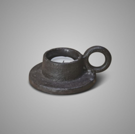 RING HANDLE CANDLE HOLDER D4