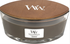 WW Oudwood Ellipse Candle
