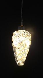 Dennenappel Ledverlichting 6 x 13 cm