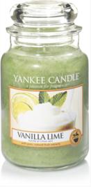 YC Vanilla Lime Large Jar