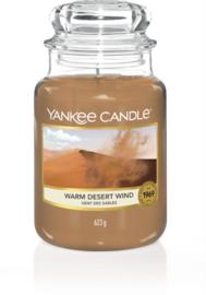 YC Warm Desert Wind Large Jar
