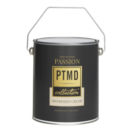 PTMD Premium wall paint  Distressed Cream0,2L