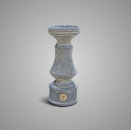CANDLEHOLDER BRYNXZ BOOST MAJESTIC VINTAGE M D.10 H.25