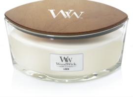 WW Linen Ellipse Candle