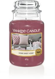 YC Home Sweet Home Large Jar