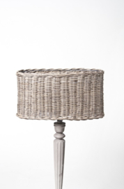 LAMP SHADE OVAL STANDING NON TXT