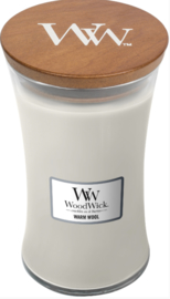 WW Warm Wool Large Candle