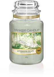 YC Afternoon Escape Large Jar