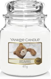 YC Soft Blanket Medium Jar