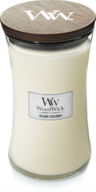 WW Island Coconut Large Candle