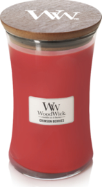 WW Crimson Berries Large Candle