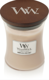 WW Vanilla & Sea Salt Medium Candle