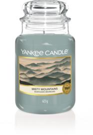 YC Misty Mountains Large Jar