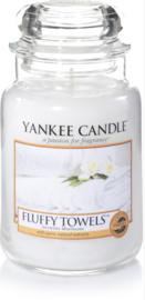 YC Fluffy Towels Large Jar