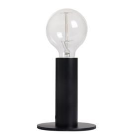 Tafellamp Denmark 16 cm mat zwart