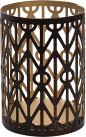 WW Petite Candle holder Geometic
