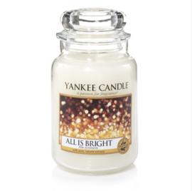 YC All is Bright Large Jar