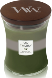 WW Trilogy Mountain Trail Medium Candle
