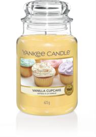 YC Vanilla Cupcake Large Jar