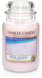 YC Pink Sands Large Jar