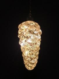 Dennenappel Ledverlichting 8 x 17 cm