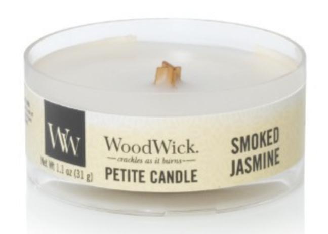 WW Smoked Jasmine Petite Candle