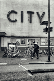 Ansichtkaart: City