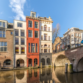 Luxe onderzetter: De Maartensbrug