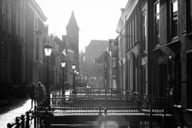 Aluminium Dibond Print 'De Drift Utrecht'