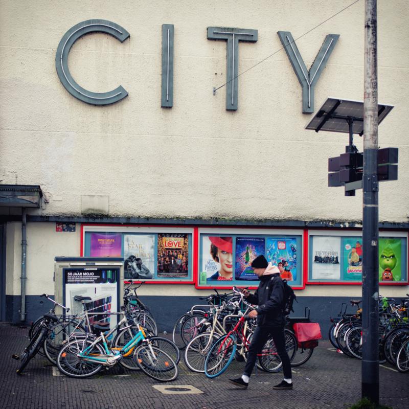 Luxe onderzetter: City